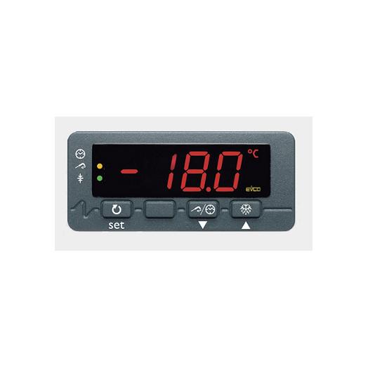 Контроллер шоковой заморозки EVK802P7 Evco