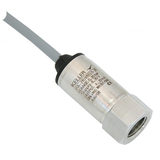 Датчик давления Keller PA-21Y 30 bar