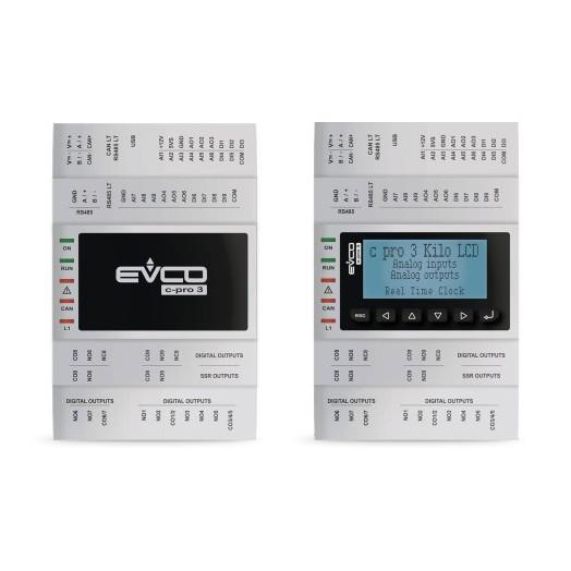 Программируемый контроллер EPH4DXP C-Pro 3 Hecto