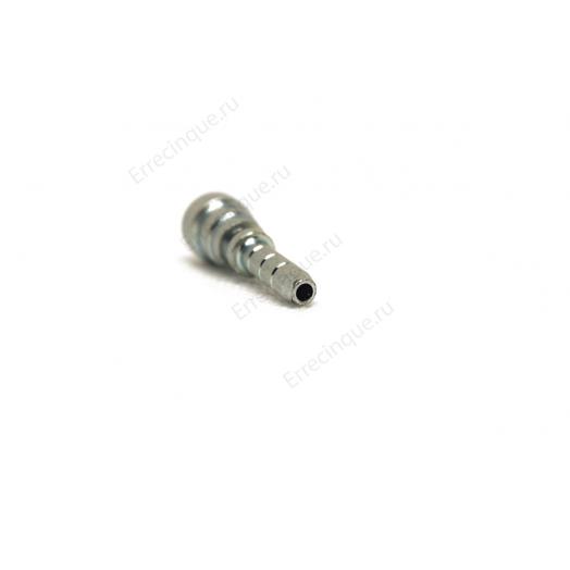 Обжимной фитинг прямой с клапаном 1/4 RF0437