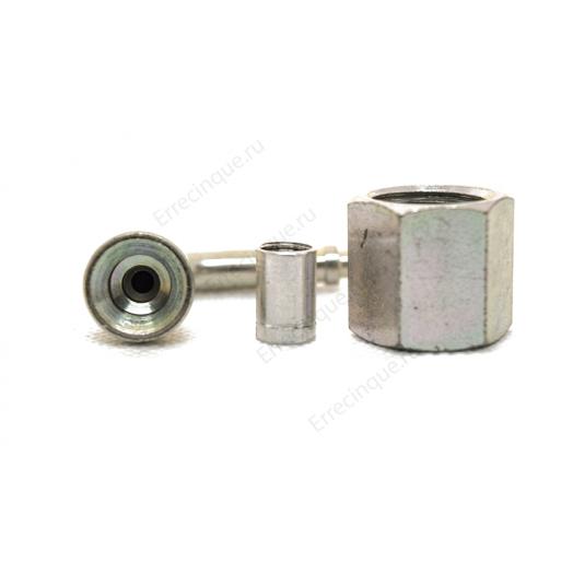Обжимной фитинг угловой 3/8 RFS135
