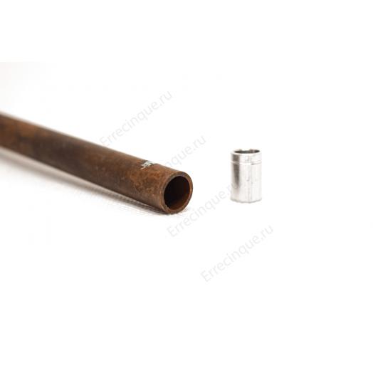 Обжимной фитинг под пайку 100 мм RFS464